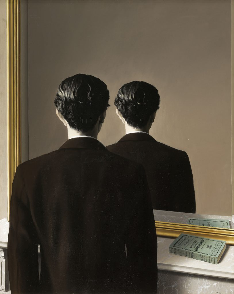 Not to Be Reproduced, by Rene Magritte: The First Painting I Loved