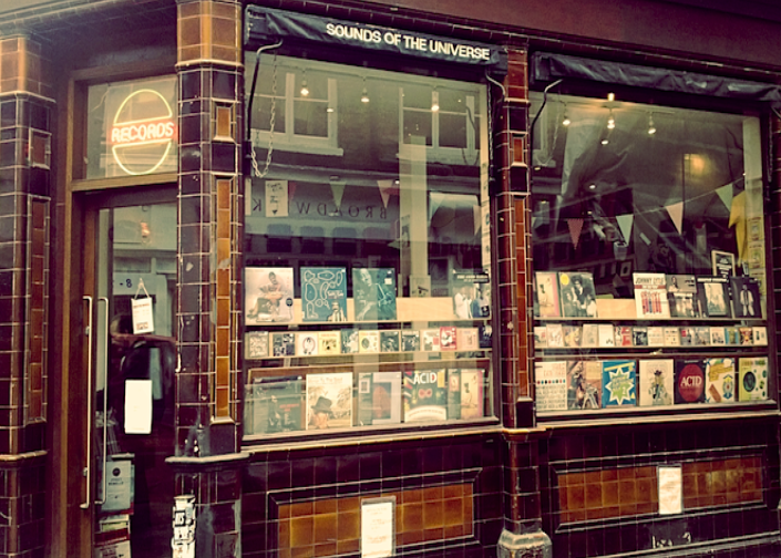 Record Store Review: Sounds of the Universe