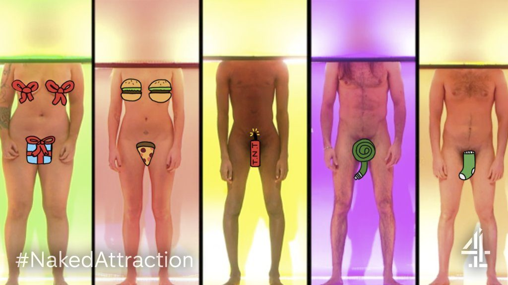 Naked Attraction: Dating That's Only Skin Deep