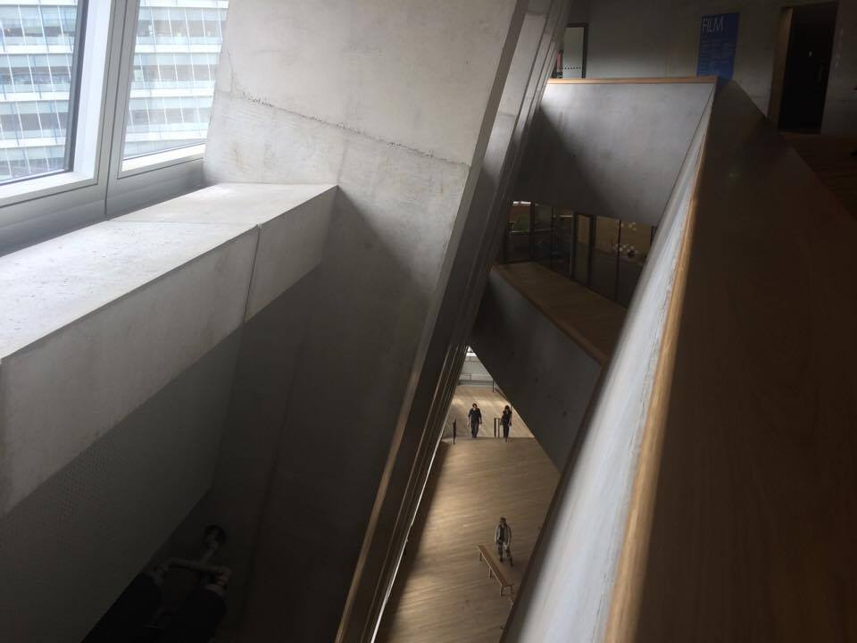REVIEW: TATE MODERN NEW WING