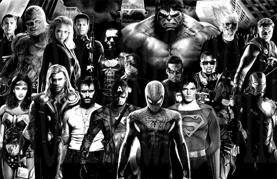 Superhero movies: when will it end?