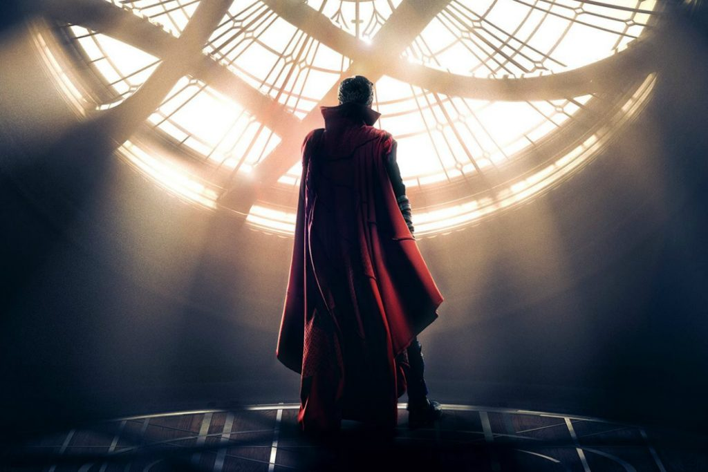 DOCTOR STRANGE (NON-SPOILER REVIEW): 'In matters of grave importance style, not story, is the vital thing.'