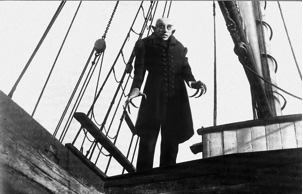 CUB Halloween: Nosferatu, the first vampire movie