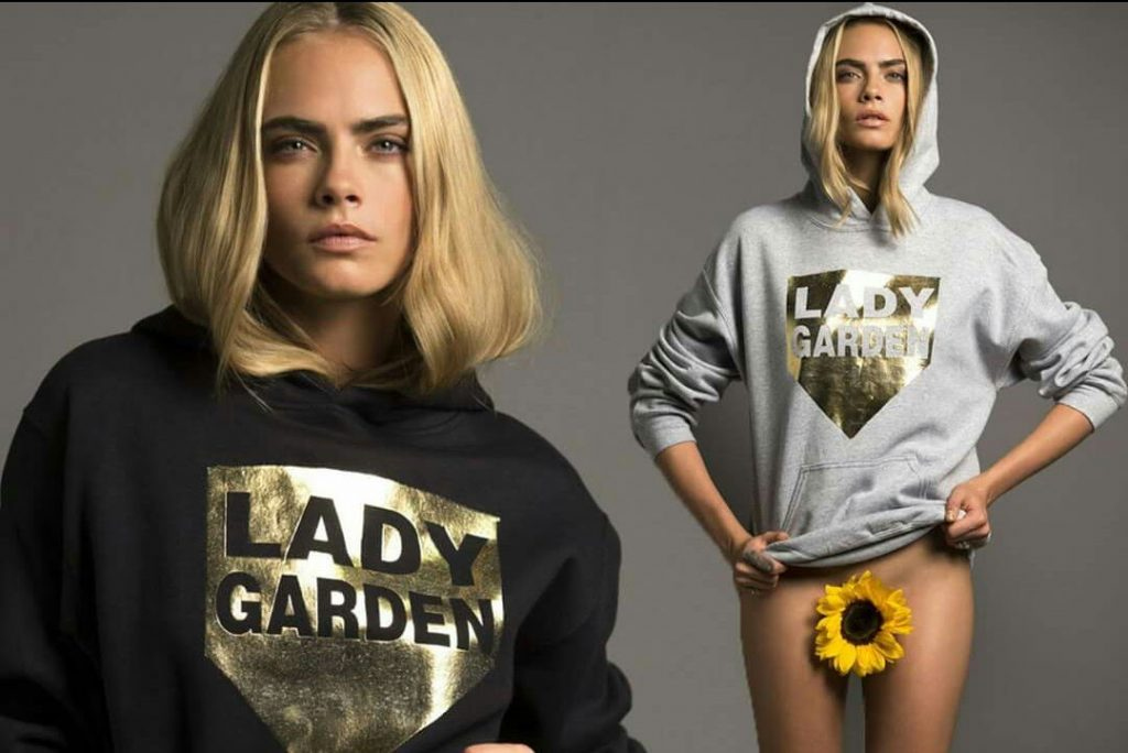 Lady Garden Campaign: Fashion Gives Back