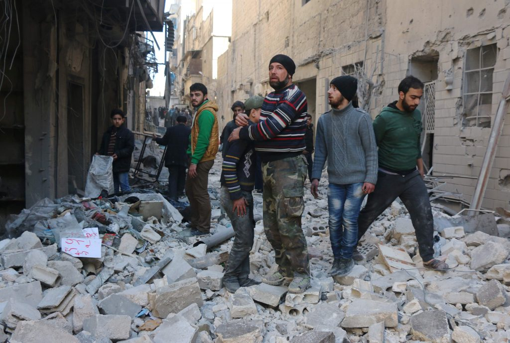 Syria – Searching for a Pyrrhic Victory