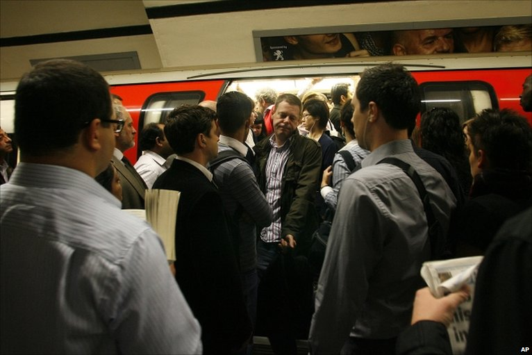 Things You Should NEVER Do On Public Transport
