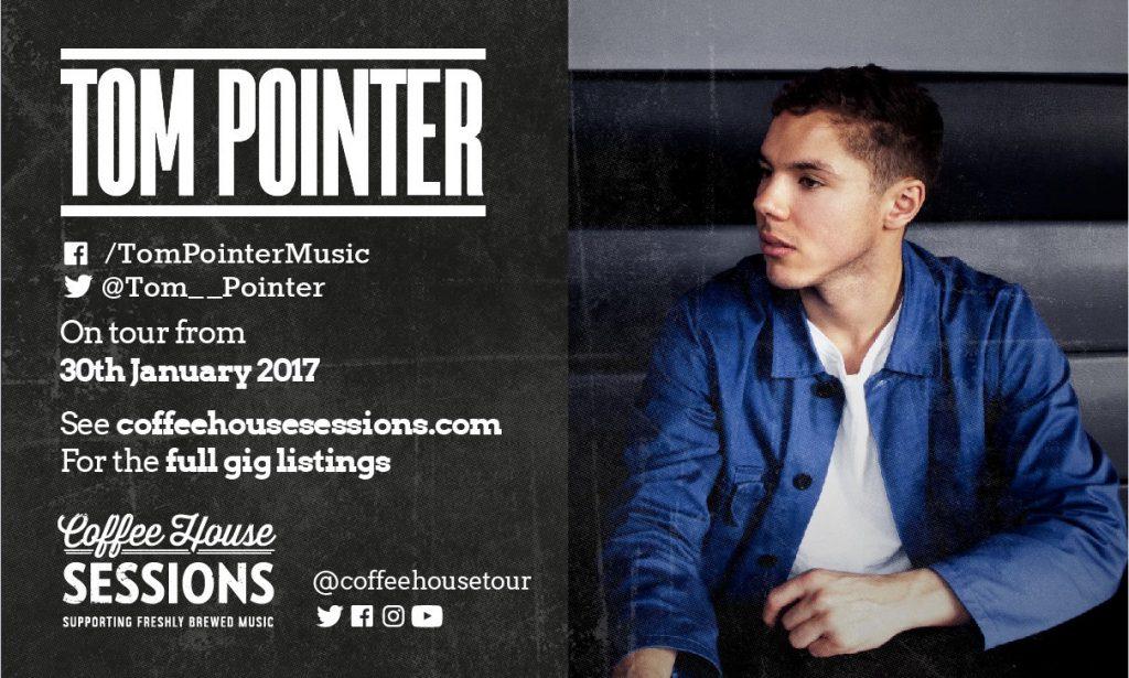 Coffee House Sessions Interview #3 – Tom Pointer