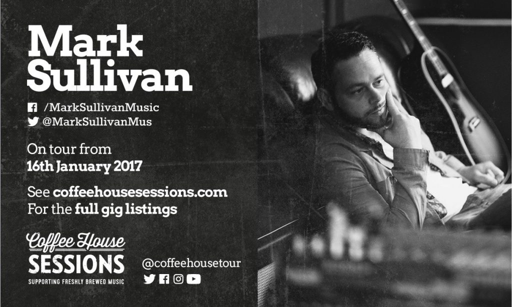 Coffee House Sessions Interview #1 – Mark Sullivan