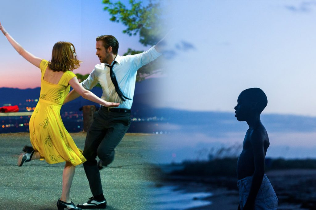 Moonlight vs. La La Land