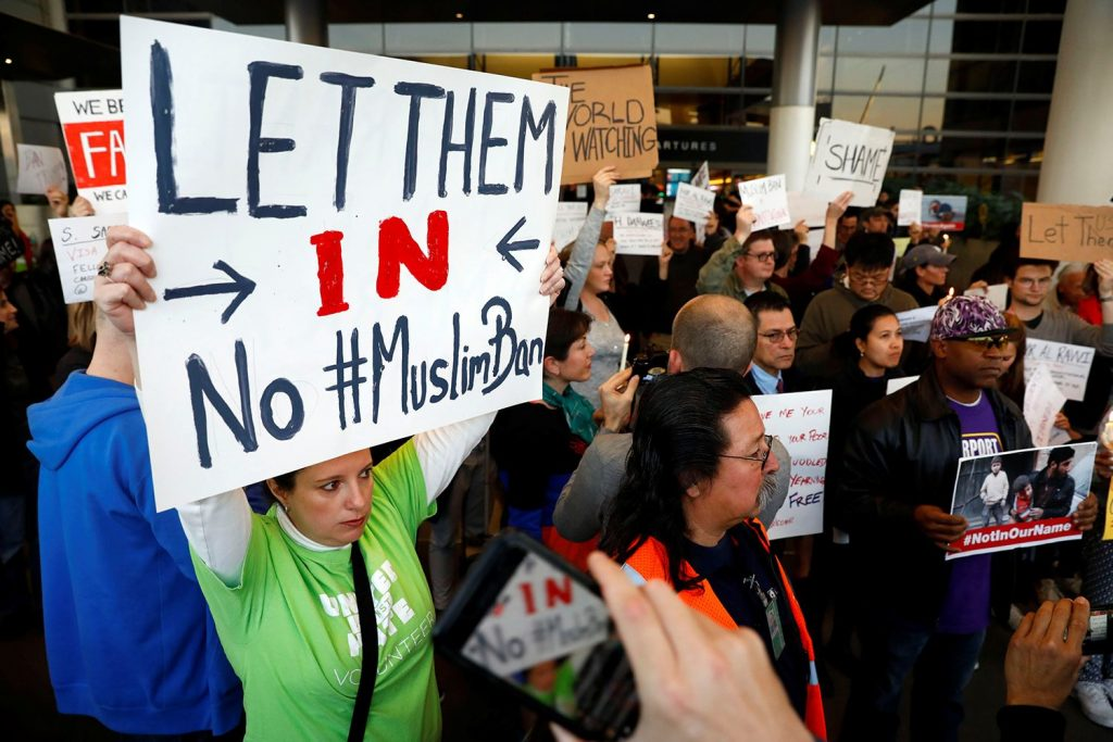 Why the travel ban won't bring a halt to terrorist threat in the US