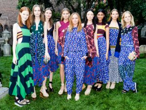 Stella McCartney, Stella McCartney Spring 2015 Presentation
