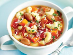 http://www.dishmaps.com/pantry-vegetable-and-pasta-soup/8689