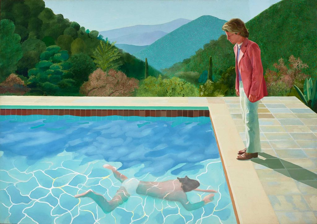 Review: David Hockney Exhibition