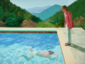 Ultra Vie/ David Hockney