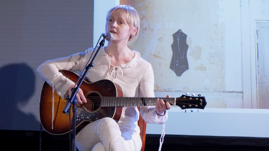 Laura Marling's 'Semper Femina' Press Conference