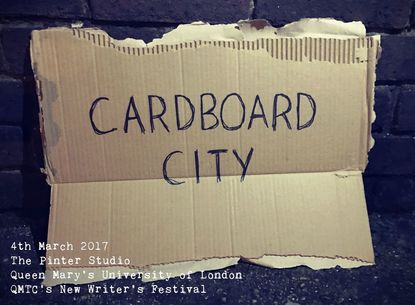 'Cardboard City': Interview