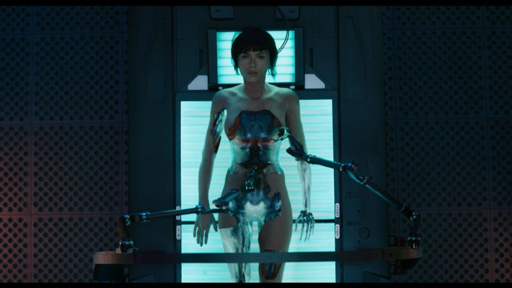 Ghost in the Shell Review – Deep Diving into Visual Splendour, Without So Much of the Depth