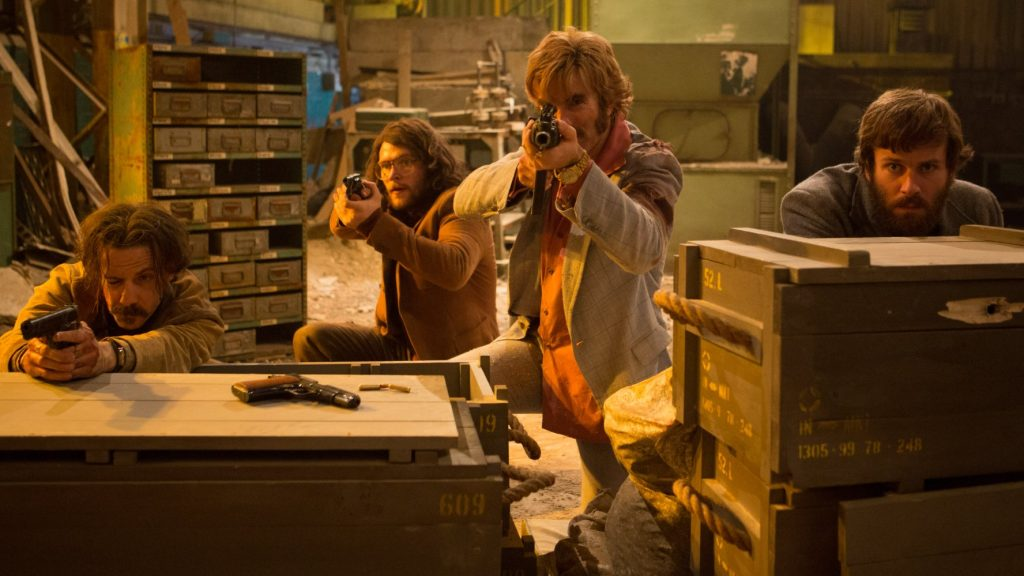 Free Fire Review – Reload Your Energy Levels, Ben Wheatley's New Film is a Shotgun Blast of Fun