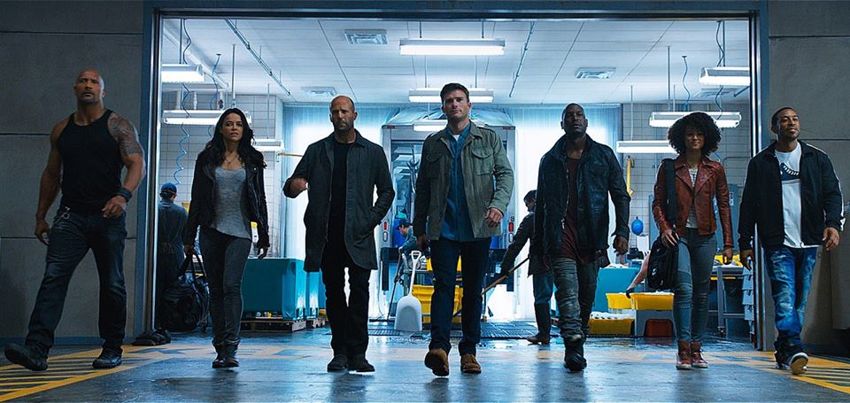 Fast and Furious 8 Review – Jason Statham and The Rock add the Well Needed Nitrous to this Tonally Confused Action Ride