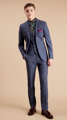 With years of tailoring experience, Moss Bros. are here to help make it easy for you to dress sharply and feel great. Shop from a wide range of men's suits and tuxedos in the latest fabrics and fits, including Ted Baker and French Connection, available to buy or hire for a one-off occasion.