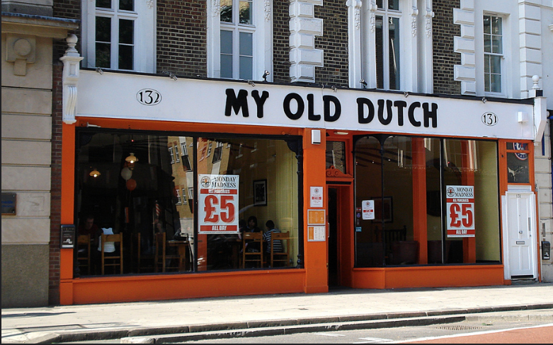 Perfect Pancakes and Scrumptious Shakes: My Old Dutch