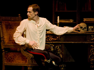 Edward Watson as Crown Prince Rudolf in The Royal Ballet's Mayerling.© Johan Persson