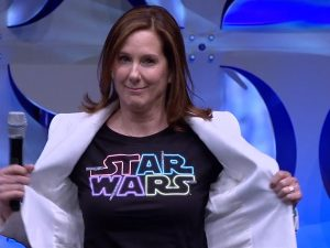 Received from: http://www.geekinsider.com/wp-content/uploads/2016/11/kathleen-kennedy-star-wars.jpg