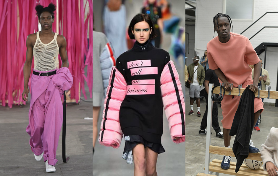 How Designers are Using Pink to Challenge the Gender Stigma
