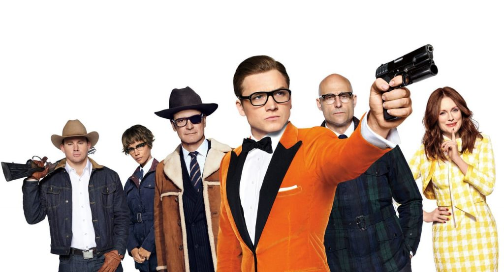Kingsman: The Golden Circle Review – Shaken by the Action, not Stirred by the Drama