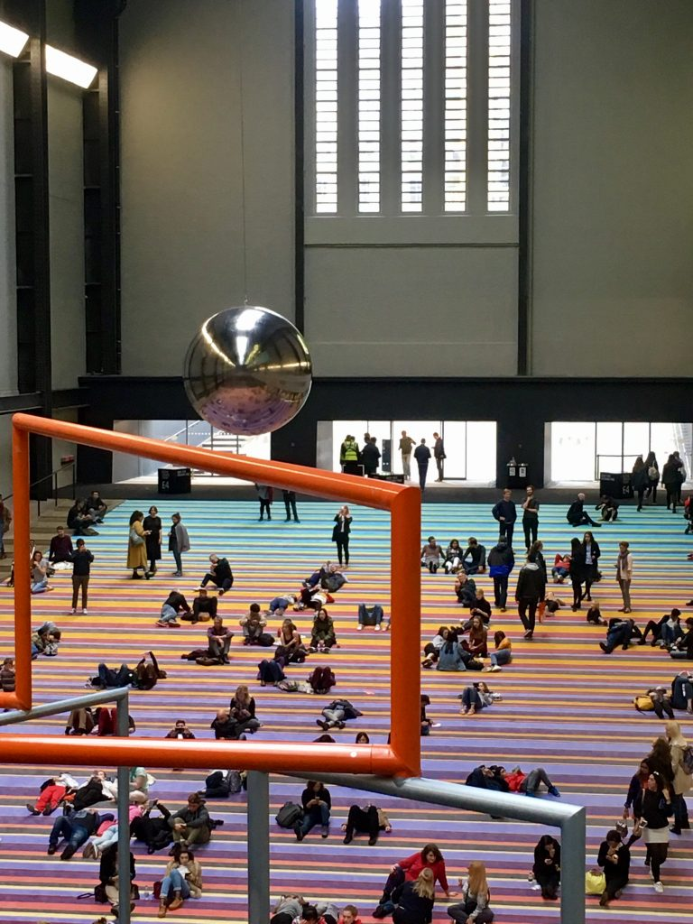 Adult Playground at the Tate