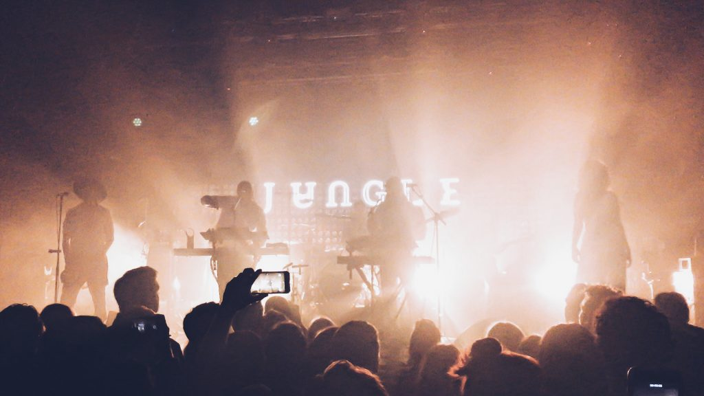 Jungle determined to take London and the World back. By storm.