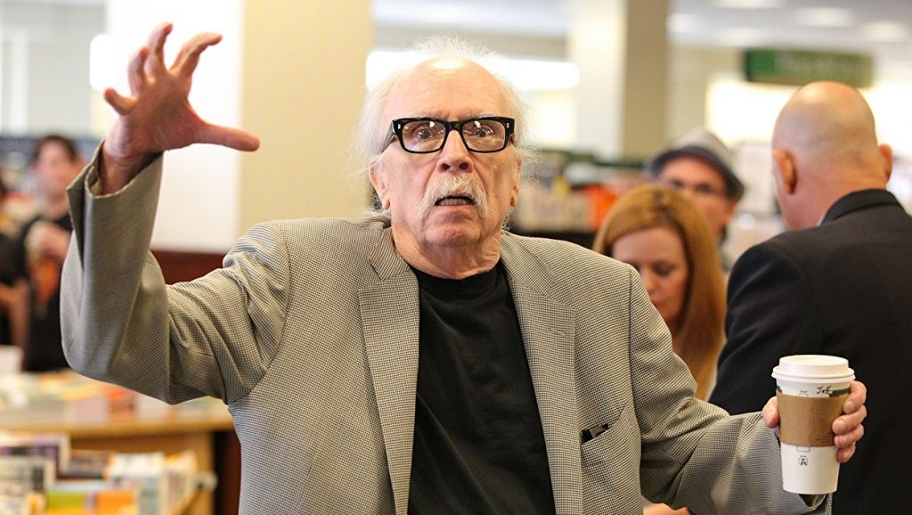 John Carpenter, Master of Disguise: Why He's the Answer to that Classic Question of what Cinema Should Be