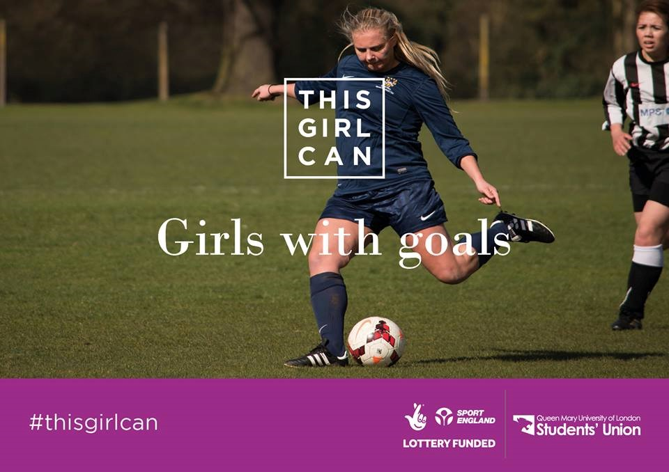 This Girl Can: Taking Sport in our Stride