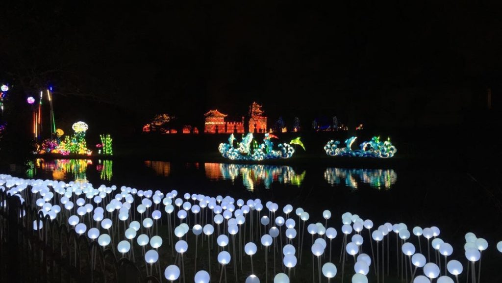 Let it glow: The Magical Lantern Festival