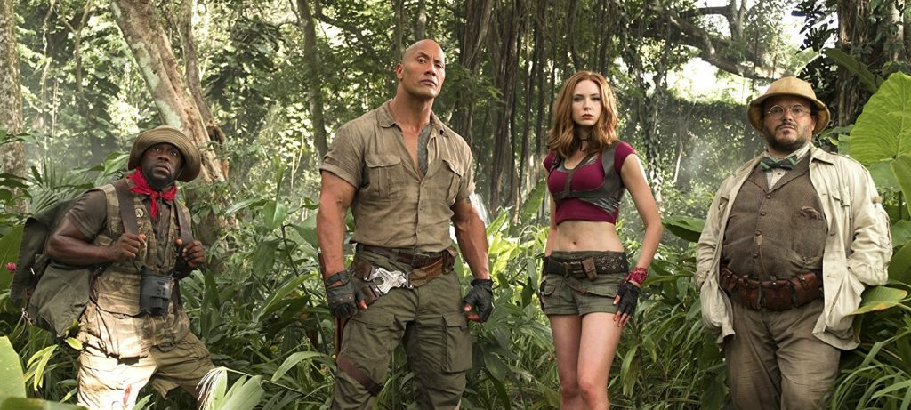 Jumanji: Welcome to the Jungle Review – Less Planet Earth, More Planet Hollywood, in this Amusing and Action-Packed Return to the Jungle World of Jumanji