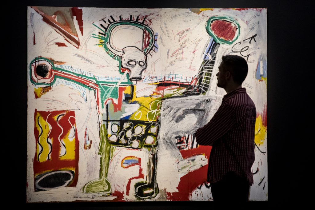 11. Basquiat_Boom for Real_Barbican_Photo Tristan Fewings_Getty Images_The Estate of Jean Michel Basquiat_Artestar (13)