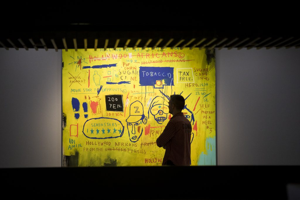 8. Basquiat_Boom for Real_Barbican_Photo Tristan Fewings_Getty Images_The Estate of Jean Michel Basquiat_Artestar (29)
