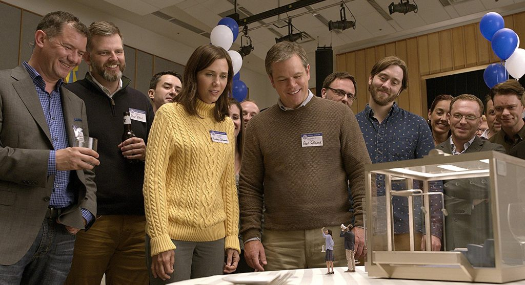 Downsizing Review – Alexander Payne's Surreal Sci-Fi Comedy Shrinks Under its Own Ambition