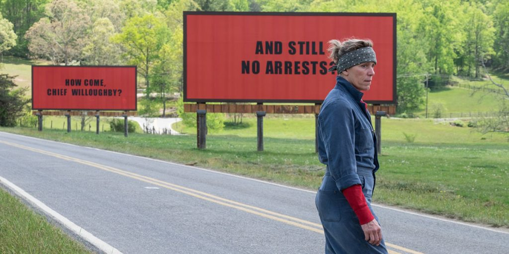 Three Billboards Outside of Ebbing, Missouri Review – Frances McDormand is Formidable in Martin McDonagh's Darkly Funny Drama