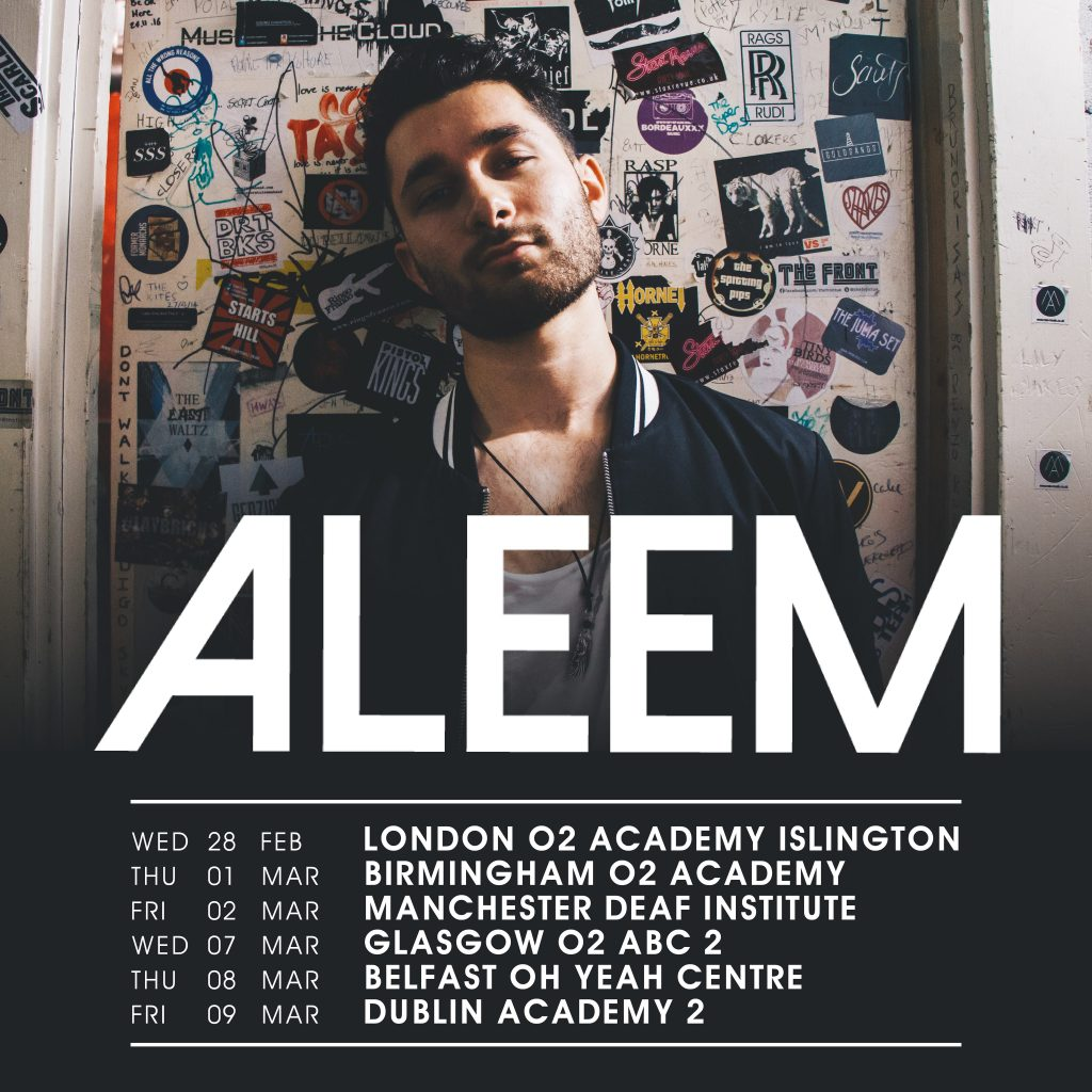 In Conversation with: Aleem