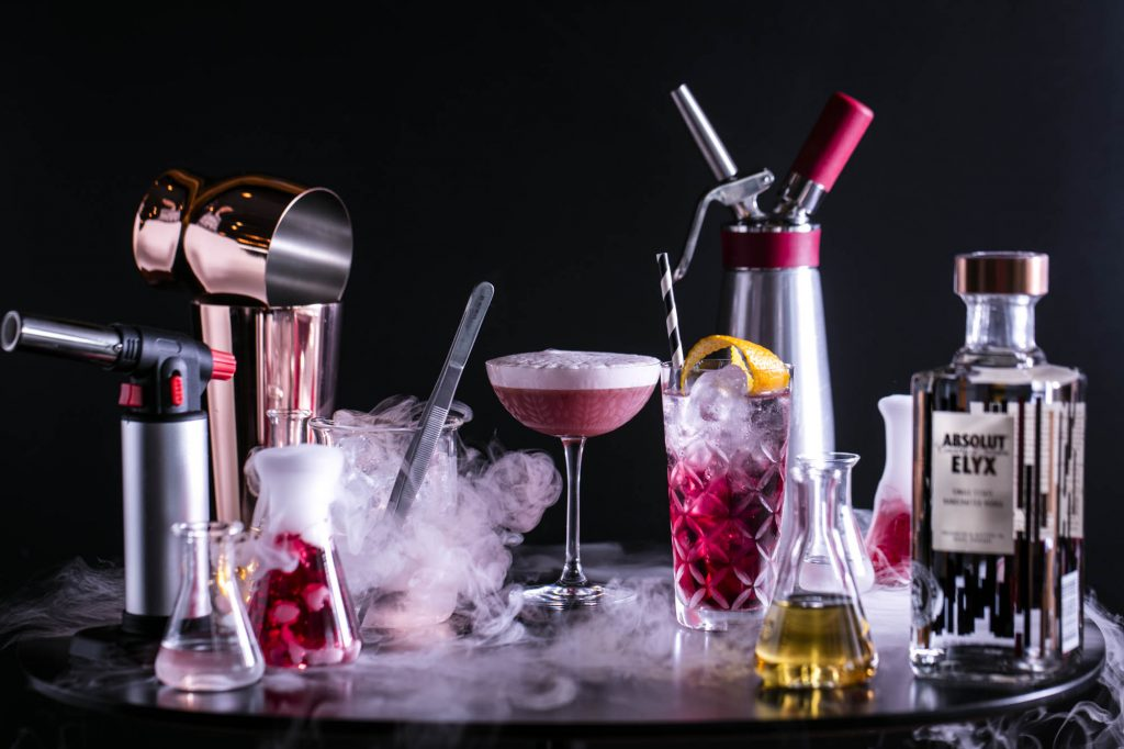 Exclusive preview: MadLab molecular cocktail masterclasses