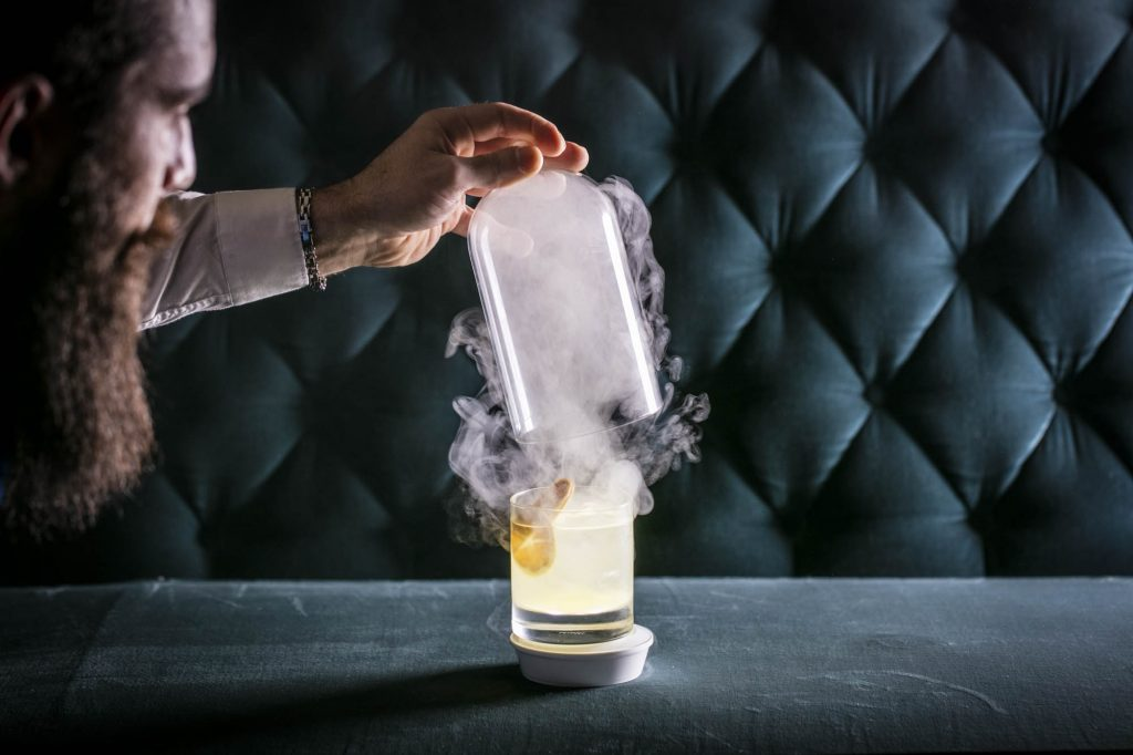 Exclusive preview: Smoky Cocktails at Threadneedle Bar