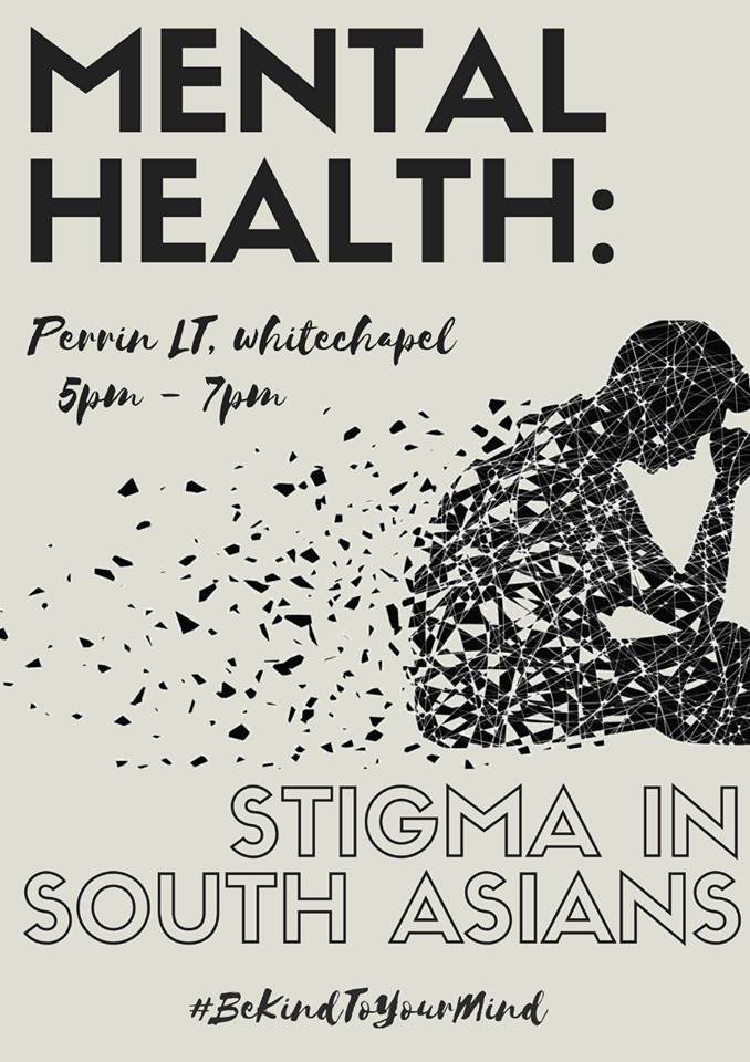 Mental Health: Stigma in South Asians