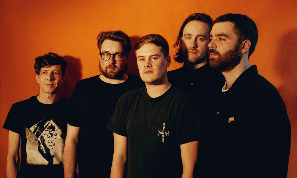 REVIEW: Hookworms @ Electric Brixton
