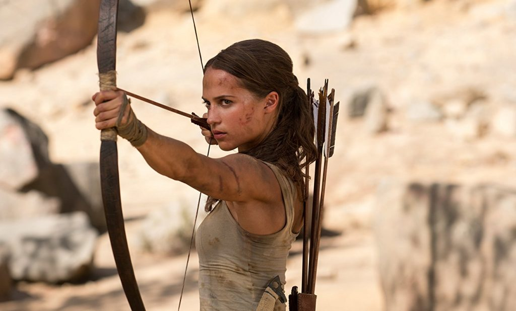 Tomb Raider Review – Alicia Vikander's Lara Croft Reboot Aims for a Cinematic Bullseye, But Unfortunately Misses the Mark