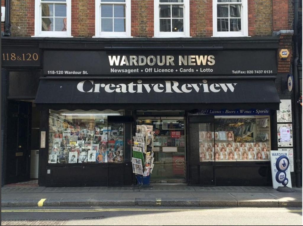 Farewell Wardour News