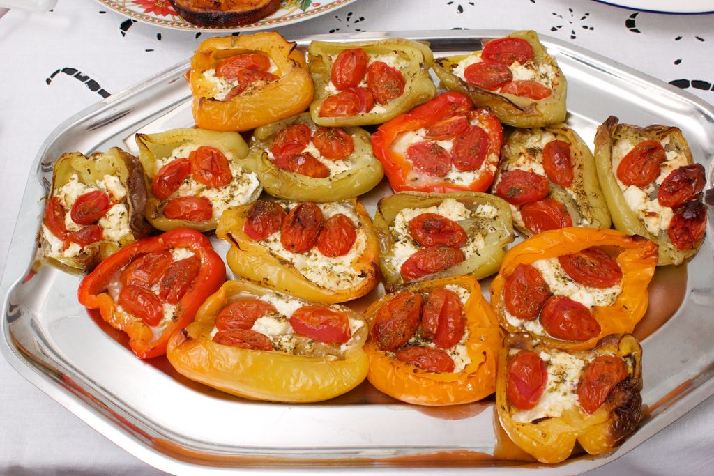 Recipe of the Week: Stuffed Peppers