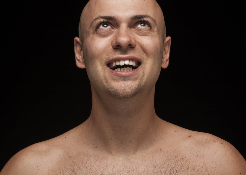 Bald issues and in-betweens