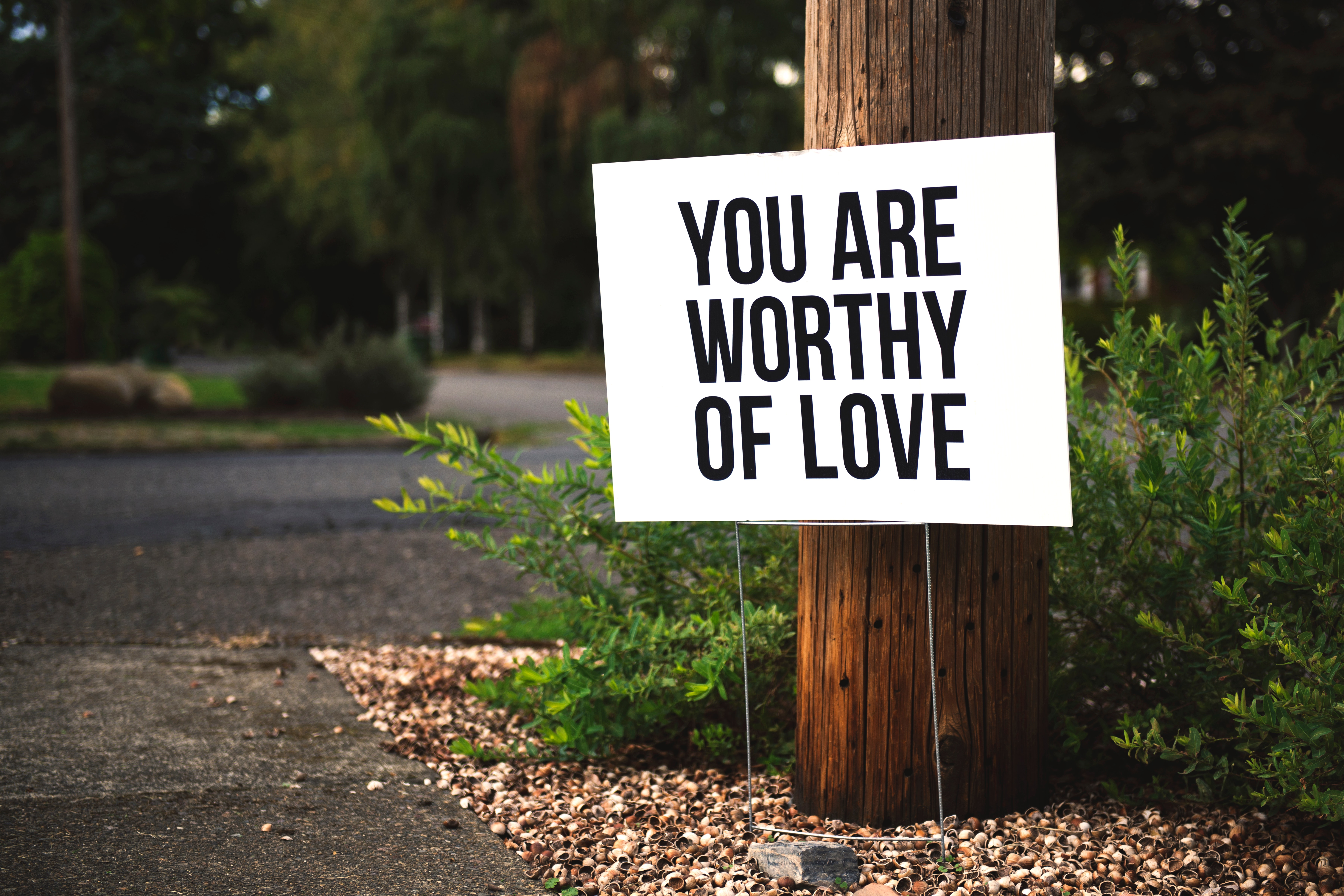 Know your self worth in a relationship