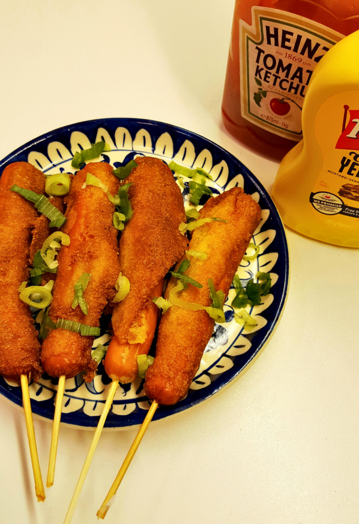 Recipe of the Week: Homemade Corndogs!